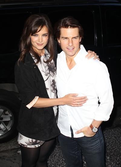 Tom Cruise-Katie Holmes Divorce: SETTLED! » Gossip | Tom Cruise