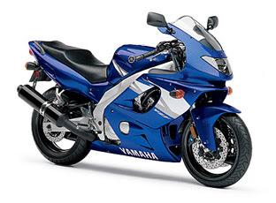 Yamaha YZF 600R Thunder