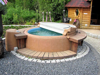 garten anders der wellnessgarten whirlpool sauna. Black Bedroom Furniture Sets. Home Design Ideas
