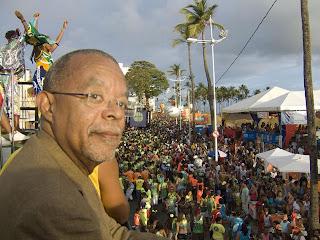 gates in salvador bahia brasil carnival