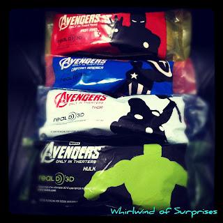 Avengers gear