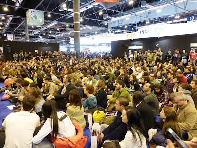 Quedada de viajeros, Fitur, Feria intenacional de turismo, Madrid, La vuelta al mundo de Asun y Ricardo, round the world, mundoporlibre.com