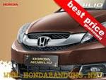Daftar Harga OTR Mobil Honda Mobilio Bandung