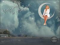 Funny postcard Elena Udrea Vraja Marii