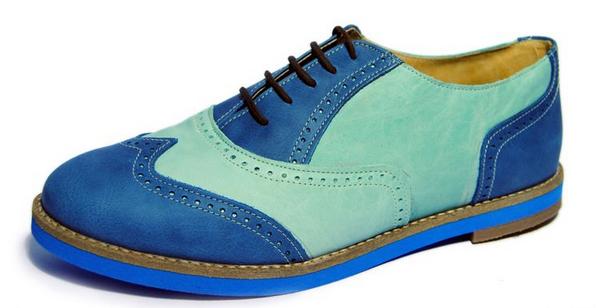 Le Leopolda, colores vibrantes para tus zapatos!