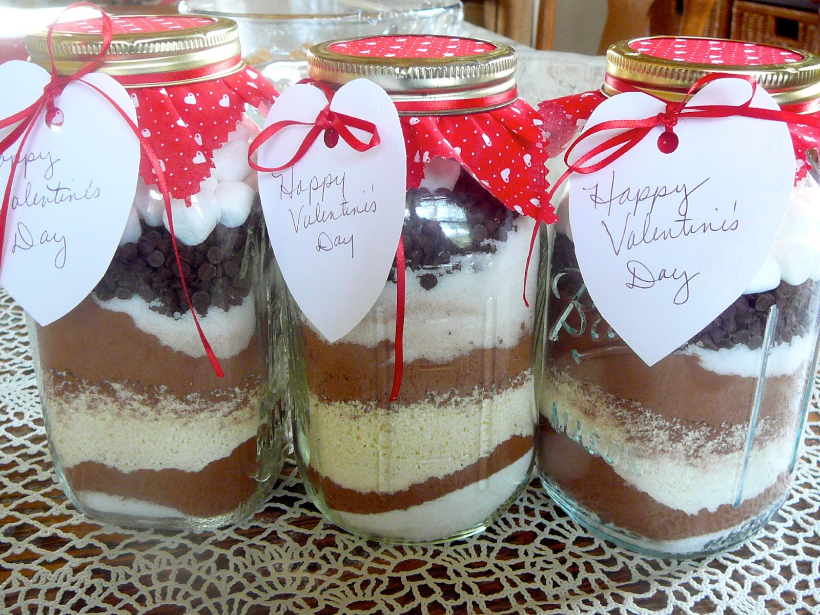 The Hidden Pantry: Hot Cocoa Mix in a Jar, Just in Time for Valentine ...