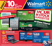 Walmart Black Friday 2012 Ad