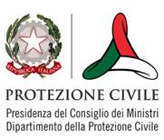 Il logo della Protezione Civile