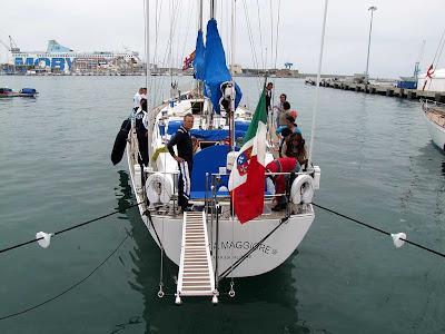 Orsa Maggiore, Italian Navy, Livorno