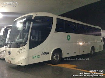 Buses in Mexico - Gallery May 2014