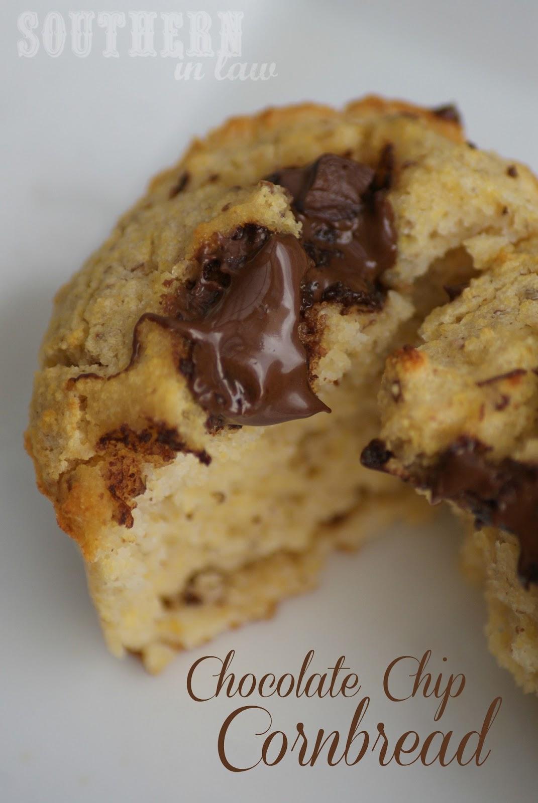Chocolate Cornbread Muffins Recipe - Gluten Free, Low Fat, Healthy