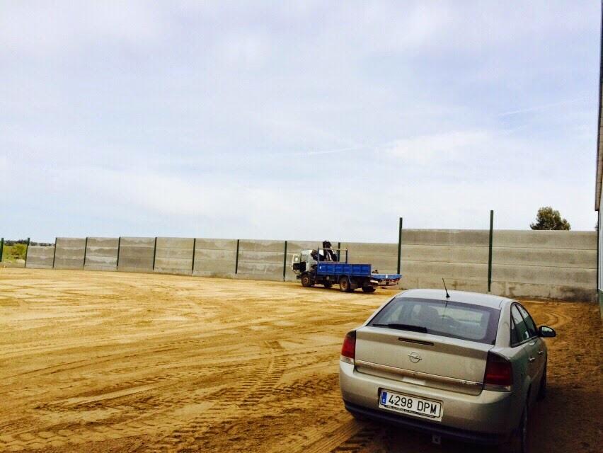 Cerramientos terrenos