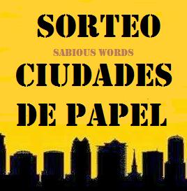 Sorteo Ciudades de papel