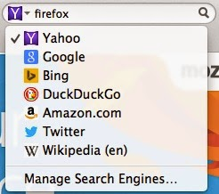 Yahoo entra in casa Firefox al posto di Google
