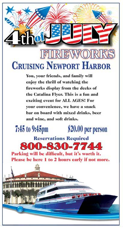 Catalina island ferry coupons