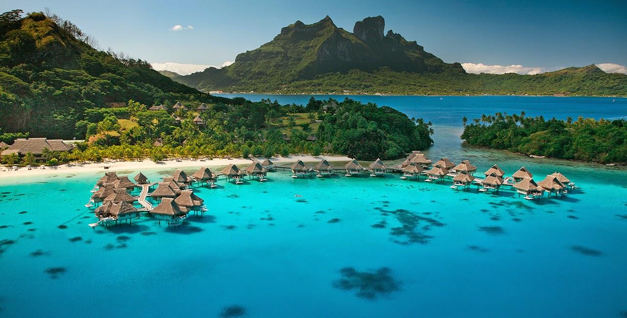 Turismo en Oceanía, la Polinesia