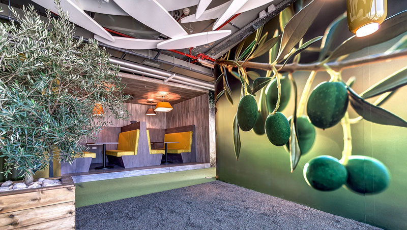 google opens office tel aviv. The New Google Office Now Occupies 8 Floors In Prestigious Electra Tower Central Tel Aviv, With Breath Taking Views Across Whole City And Opens Aviv