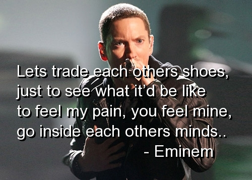 inspirational quotes from eminem quotesgram