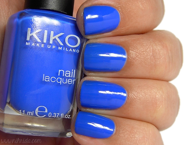 Electric Blue Nail Polish Essie Electric Blue Nail Polish