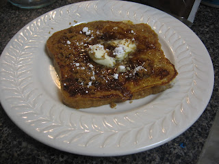 Orange-Maple French Toast