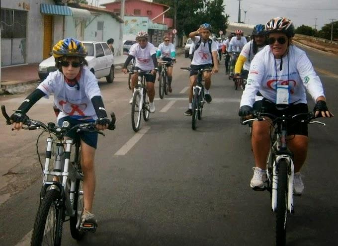 Natal: Associação Brasileira dos Ciclistas faz o 4º Passeio da Zona Norte