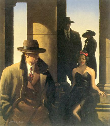 Jack Vettriano |1951 | Scottish Painter | Figurative Painter