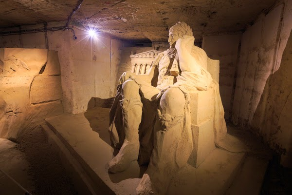 wilhelmina cave