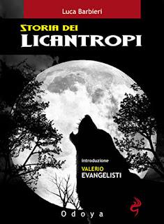Storia dei licantropi, 2011, copertina