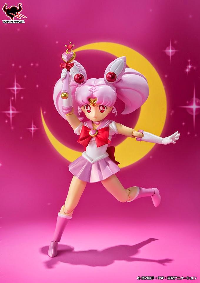 S.H. Figuarts Sailor Chibi Moon official image 02