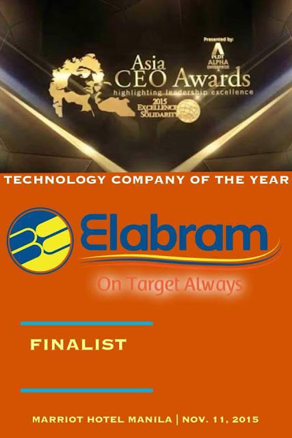 Elabram Systems Group, Technology Company of the Year Finalist at Asia CEO Awards