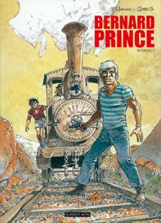 Bernard Prince, Integral 1 de Herrman y Greg, edita Ponent Mon comic aventuras, tebeo
