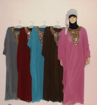 Grosir Baju Muslim Murah Online Tanah Abang Gamis Pesta