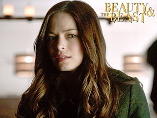Kristen Kreuk as Catherine in Beauty and the Beast