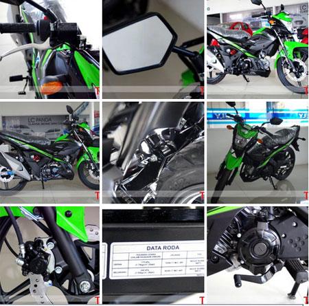 gambar Kawasaki Athlete Pro 2015
