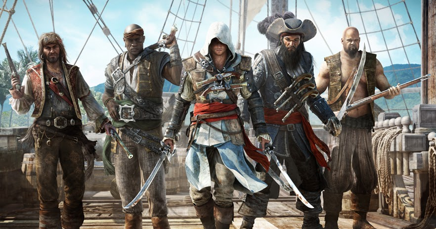Free Download Assassin's Creed 4 Black Flag Highly Compressed | Free Download Game Easy Way