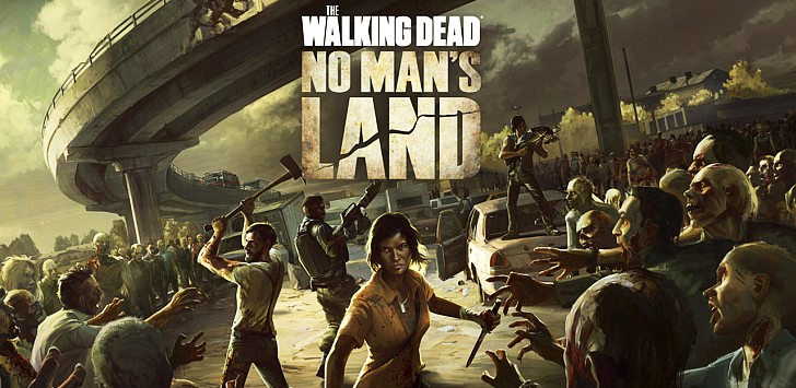 The Walking Dead No Man's Land v1.1.1.35 APK