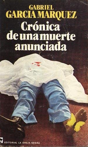 epoca de la obra cronicas de una muerte anunciada: