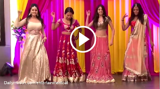 Girls Wedding Dance | Tu Ne Mari Entry Yar
