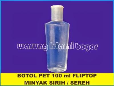 Jual Botol Sereh/Sirih 60ml