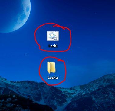 how to create a file locker