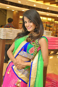 Anukruthi Glam pics in half saree-thumbnail-13