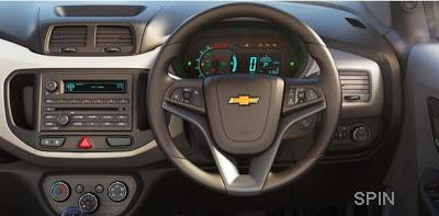 exterior chevrolet spin