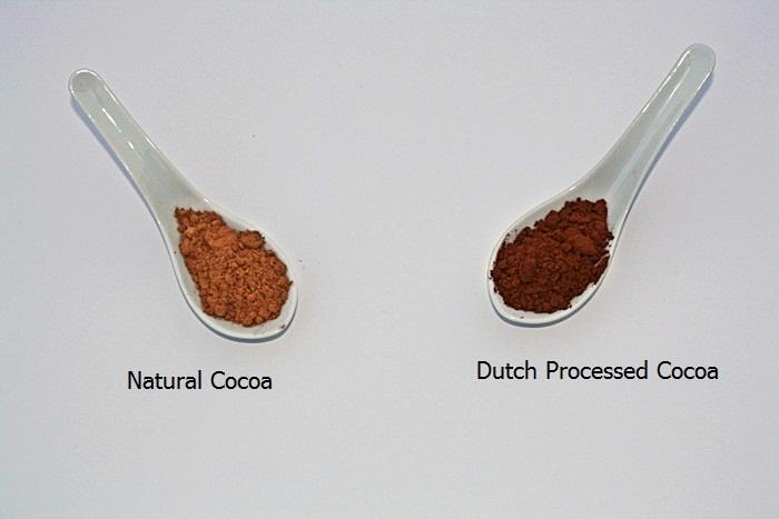 dutch-process cocoa