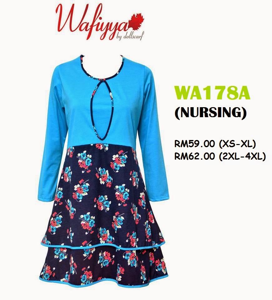 T-Shirt-Muslimah-Wafiyya-WA178A