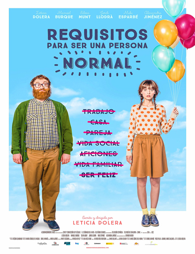 Ver Requisitos para ser una persona normal (2015) Online