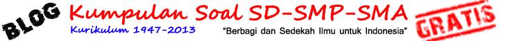 Kumpulan Contoh Bank Soal Biologi SD-SMP-SMA Terbaru