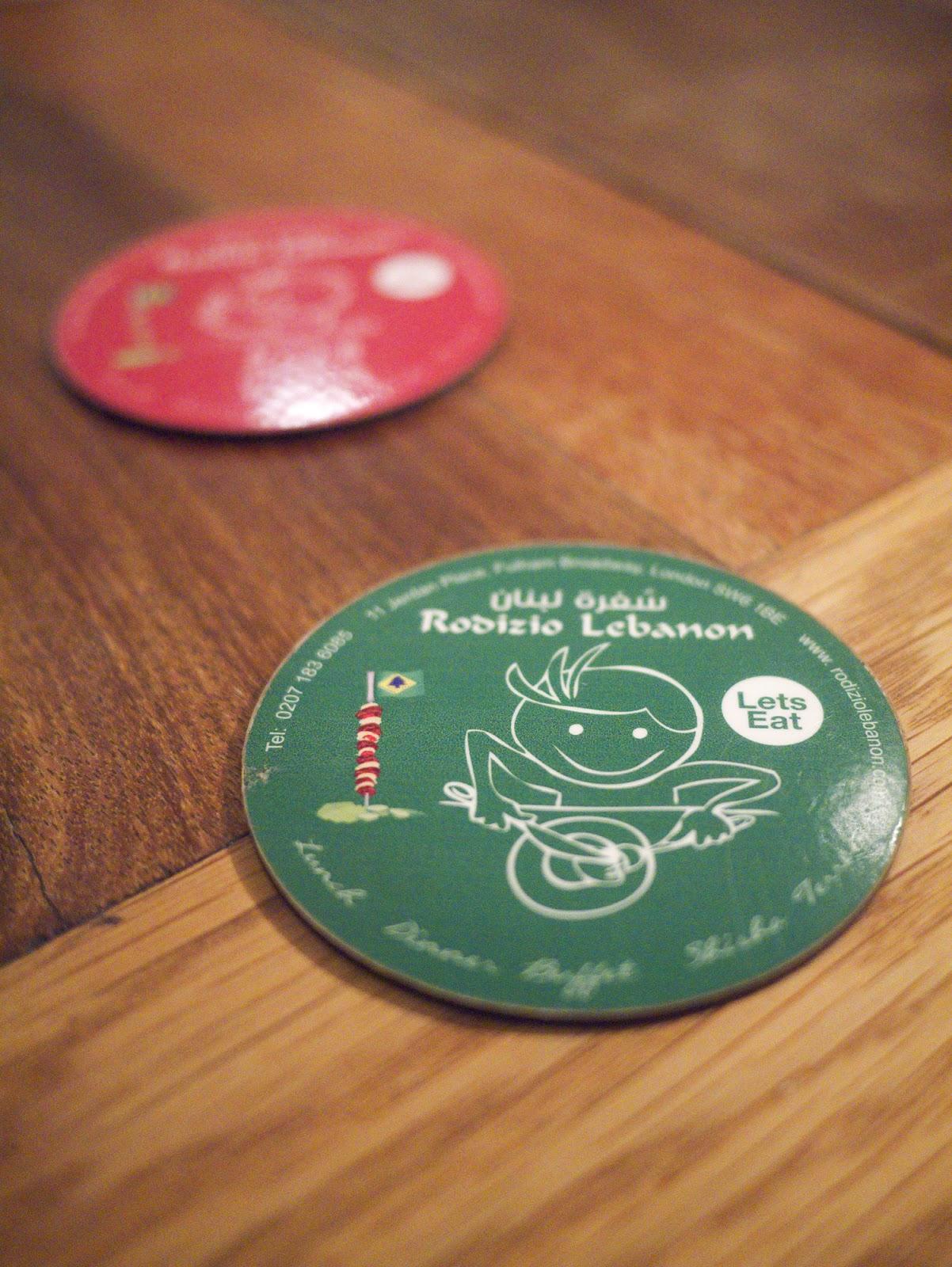 Rodizio Lebanon restaurant Fulham