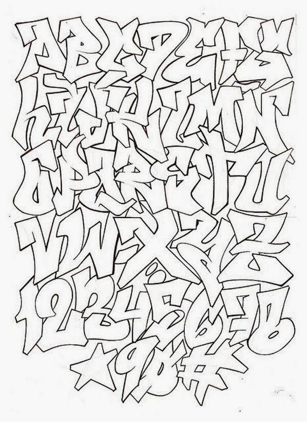 Graffiti Alphabet Styles Graffiti Creator Style...