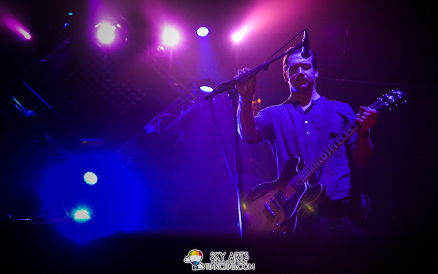 Zach Filkins - OneRepublic Native Live in Malaysia 2013