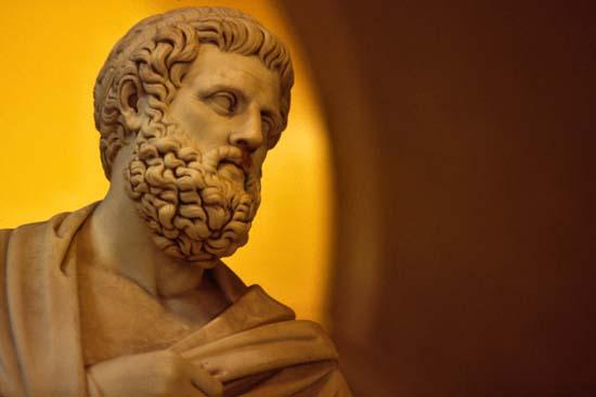 the life and plays written by aeschylus Although aeschylus is said to have written over 90 plays, only seven have  and  the wrath of gods: how satyr plays helped ancient greeks cope with life.